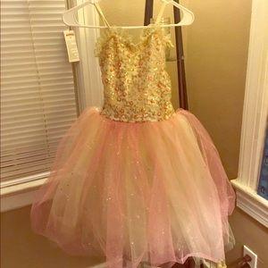 Other - Girls ballerina style dress